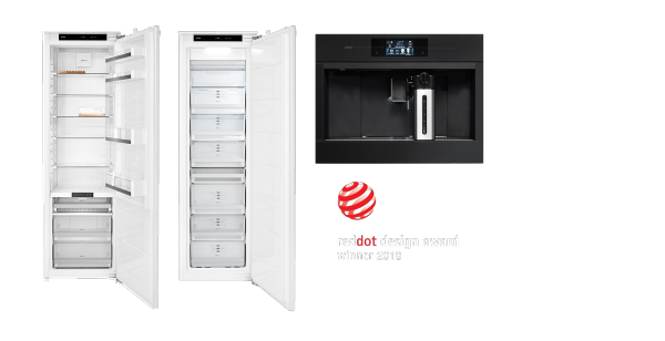 Red Dot Award 2018 - ASKO Appliances