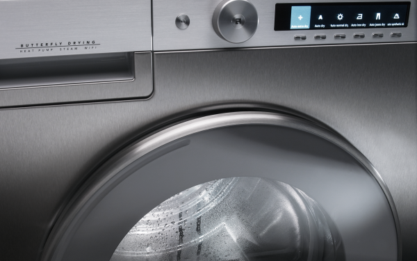 ASKO dryers - Steam is a highly effective and gentle means to care for your shirts, jackets and trousers.