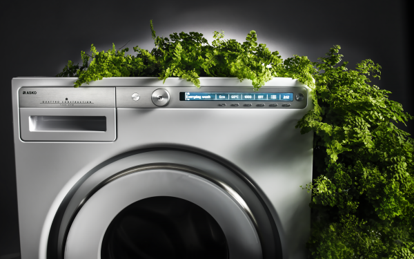 ASKO washers with Green mode.