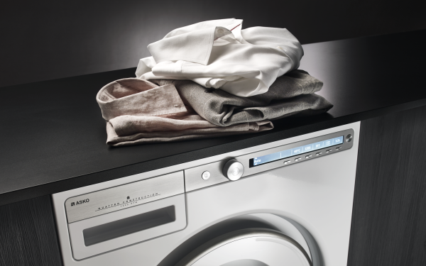 ASKO washers with Night mode.