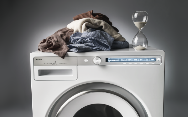 ASKO washers with Speed mode.