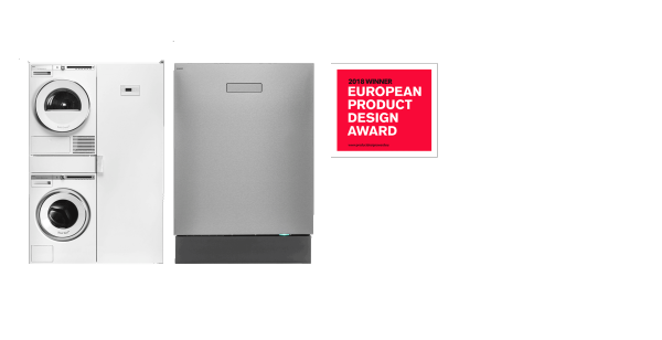 European Product Design Award 2018 - Asko Appliances