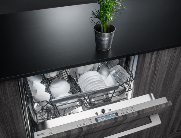ASKO dishwashers with Green Mode.