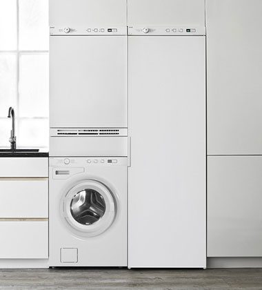 ASKO washing machines: solid on four legs since 1950