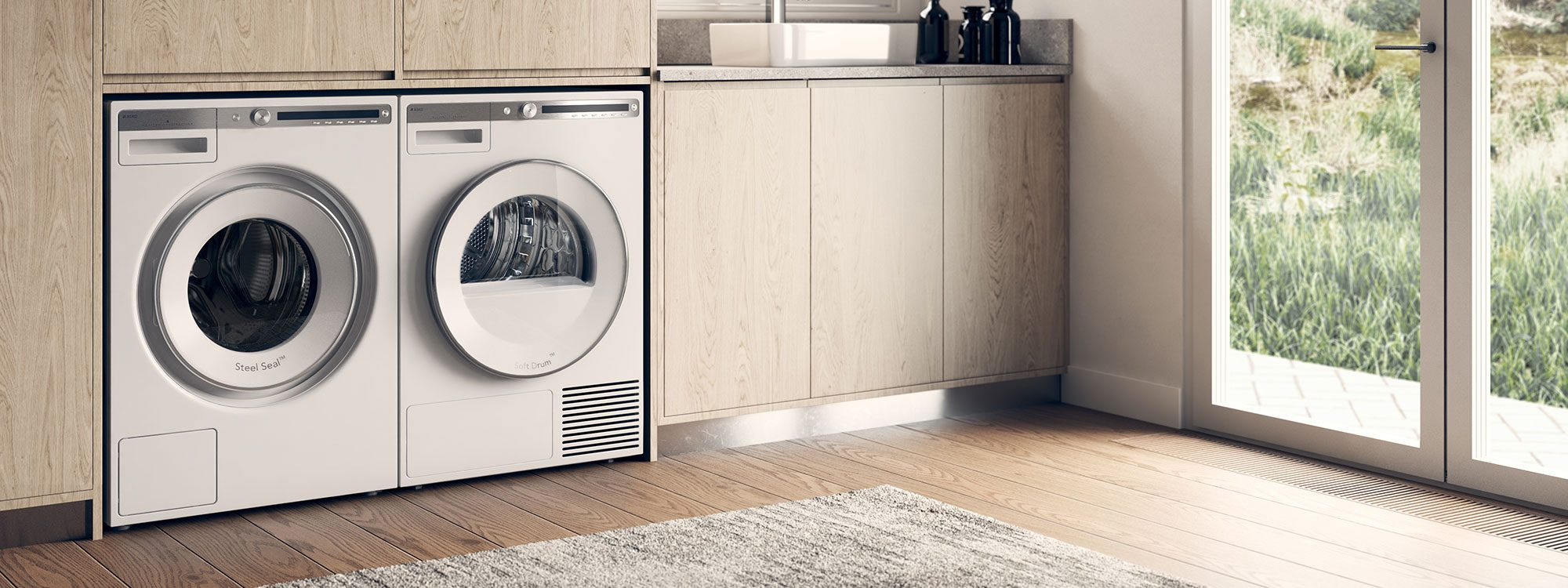 ASKO Laundry products for your laundry room